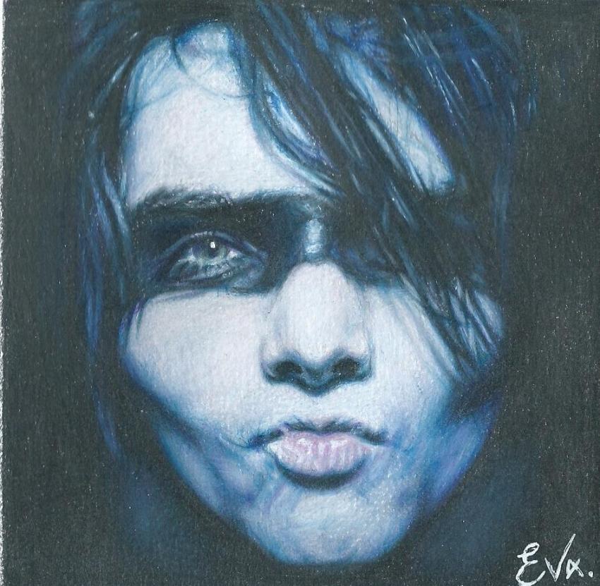 Gerard Way by 1DBeatle